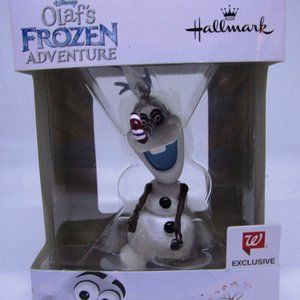 Hallmark Ornament - Olaf - New In Box